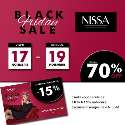 Black friday Nissa 2017