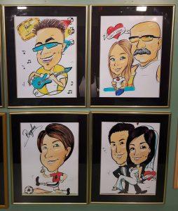 Caricaturi Florin Petroi