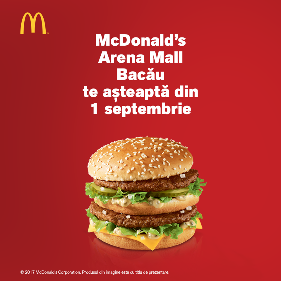 McDonald's in Arena Mall