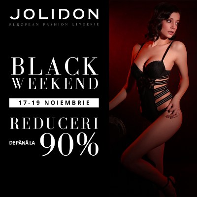 Jolidon Black Weekend 2017