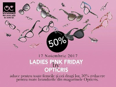 Pink Friday Opticris