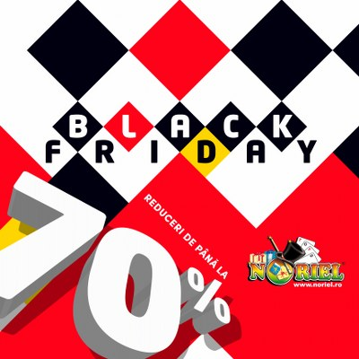 Black friday Noriel Megastore