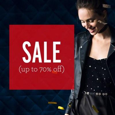 Final sale Orsay