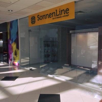 Sonnen Line beauty salon bronzat Bacau