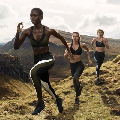 H&M sport pentru femei