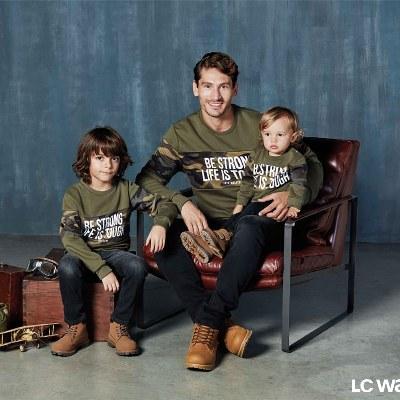 Moda tata fiu LC WAIKIKI