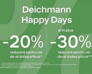 Deichmann promotii martie 2018-redeschidere-magazin