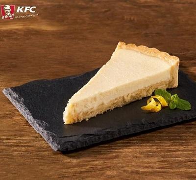 Cheesecake KFC