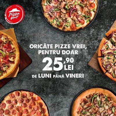 Pizza Festival Pizza Hut