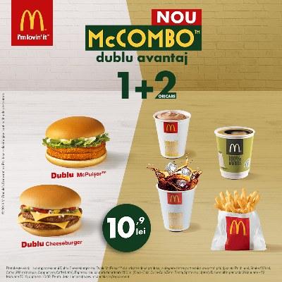 Mc COMBO McDonald's