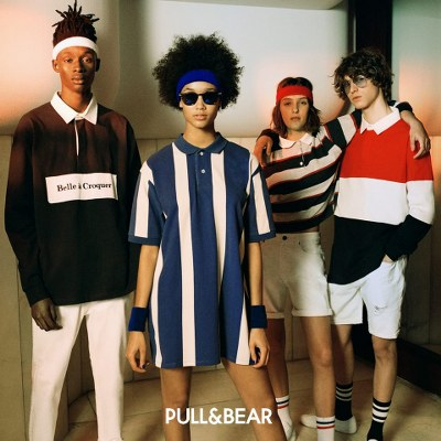 Noua colectie Pull and Bear cool