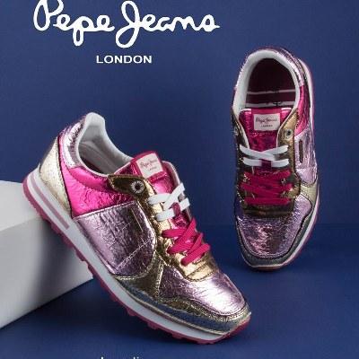 Sneakers Pepe Jeans Benvenuti