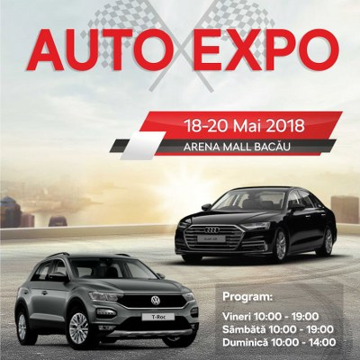 salon-auto-cybernet-auto-center-parcare-arena-mall-mai-2018