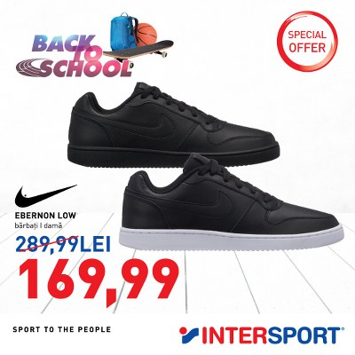 Esti pasionat de sport?NIKE Ebernon Low-intersport-back-to-school