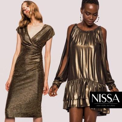 rochii-nissa-elegante-nuante-metalice-2019